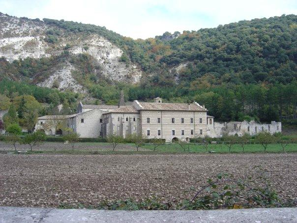 Monasterio de Santa Maria de Iranzu