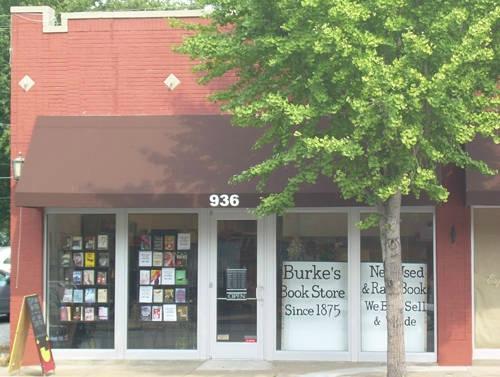 Burke's Book Store