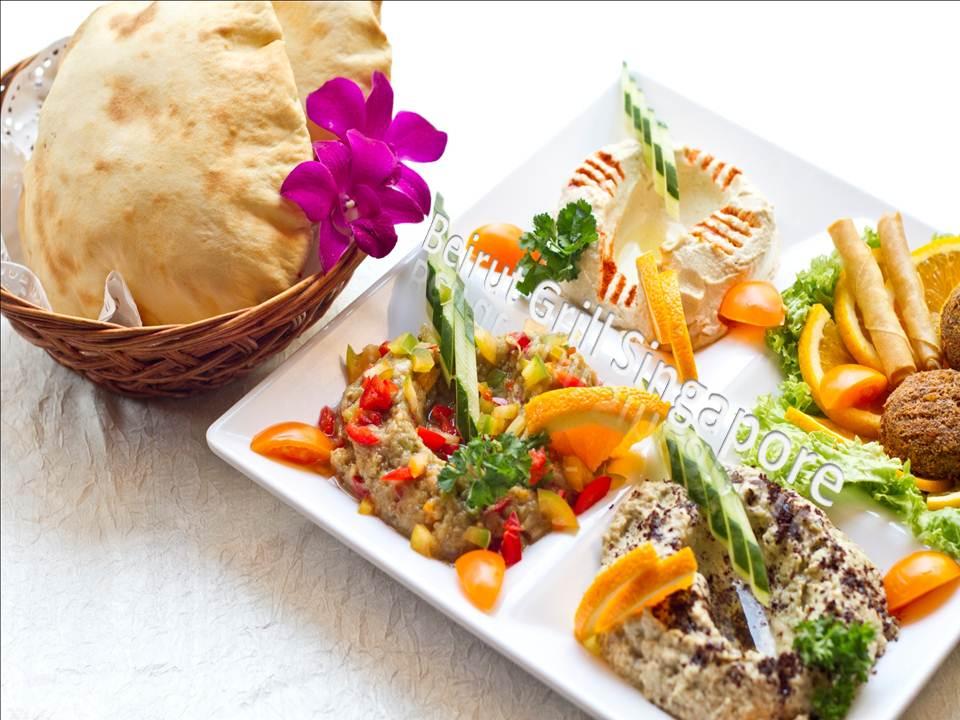 Beirut singapore restaurantanmeldelser tripadvisor for Arab cuisine singapore