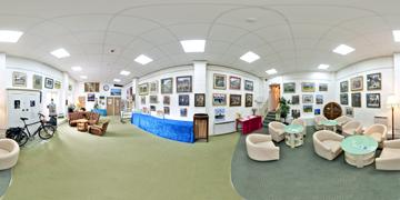 Blue Cedar Cafe & Art Gallery