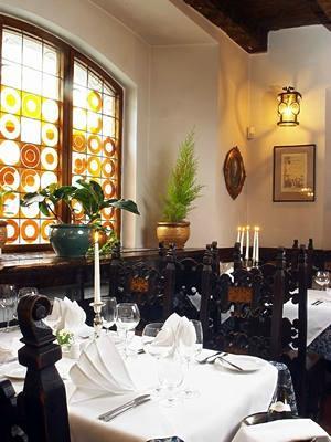Restaurant U Tri Pstrosu