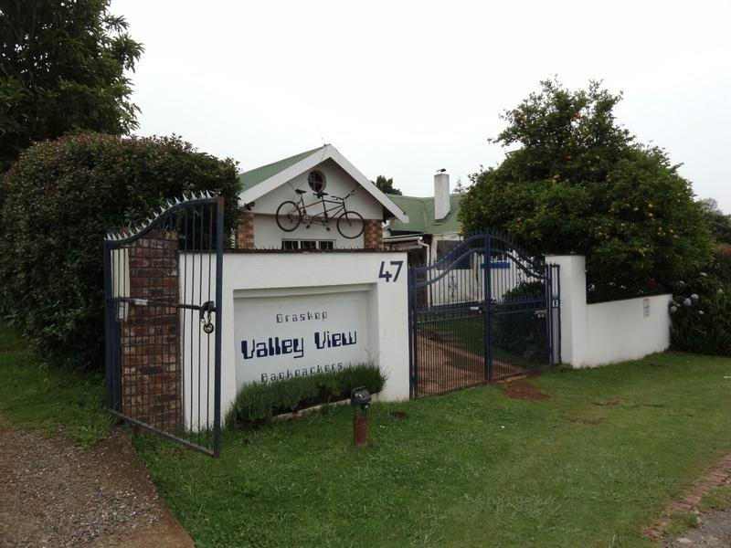 Graskop Valley View Hostel