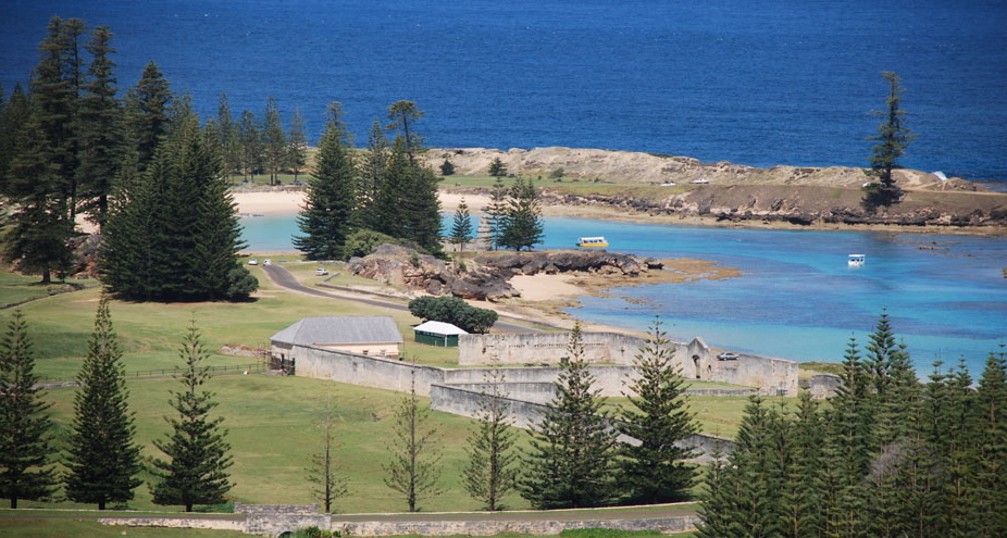 Coast Norfolk Island