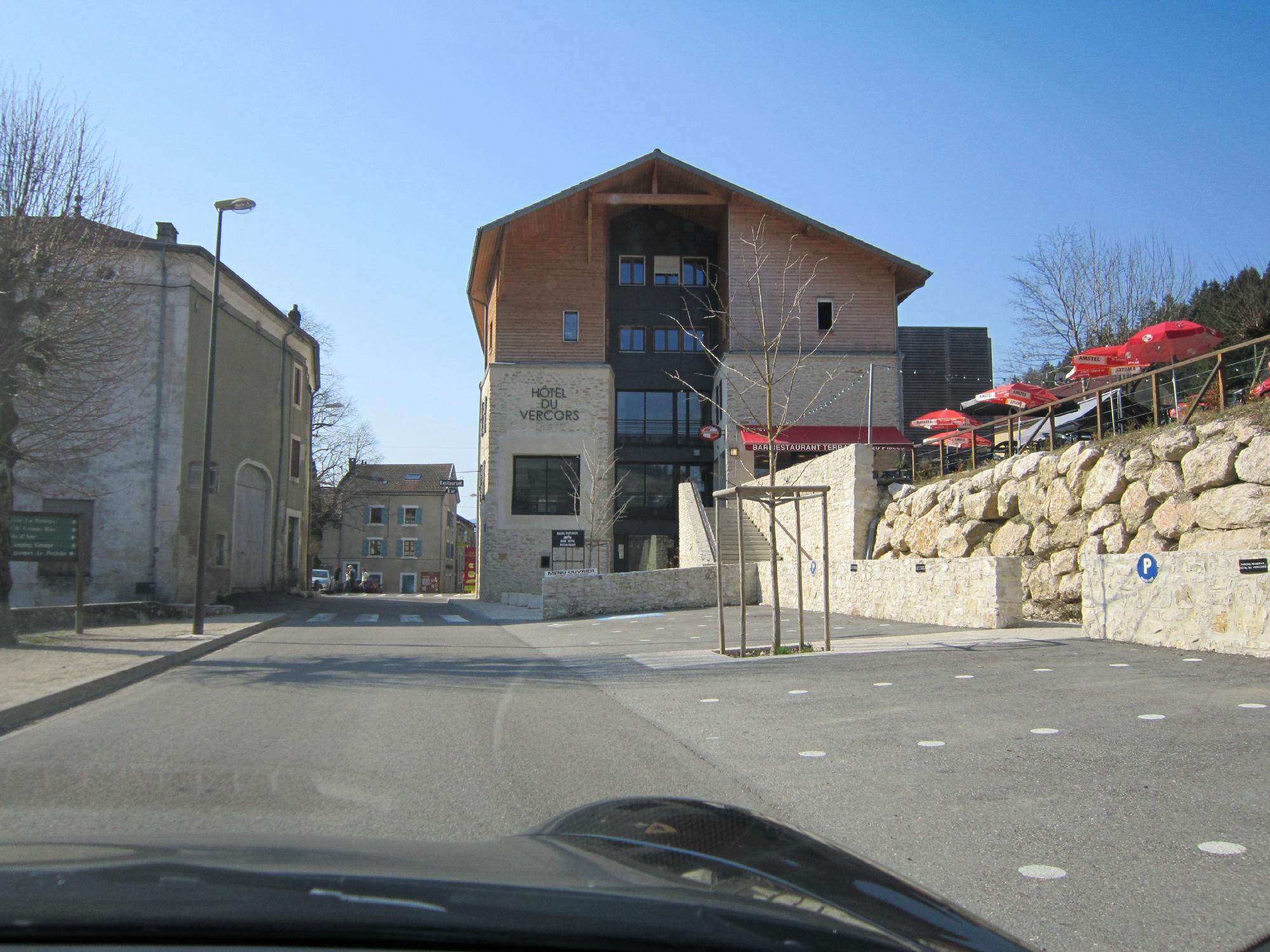 Hotel du Vercors