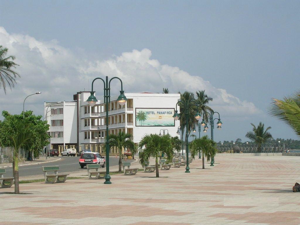 Panafrica Hotel