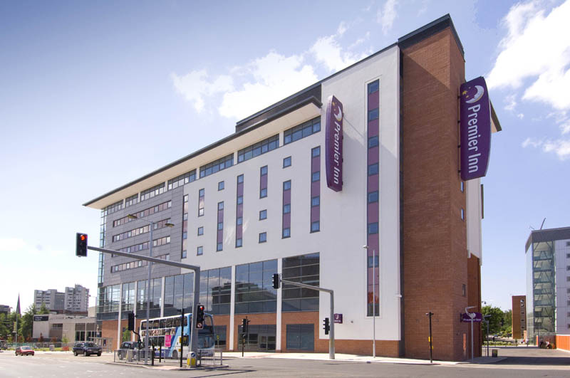 ‪Premier Inn Coventry City Centre (Belgrade Plaza) Hotel‬
