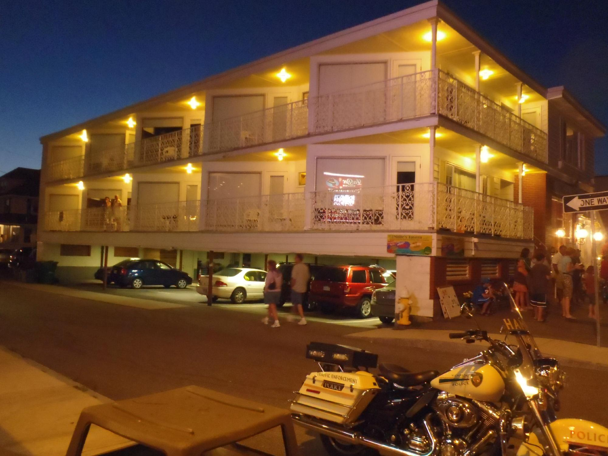 Harris Sea Ranch Motel