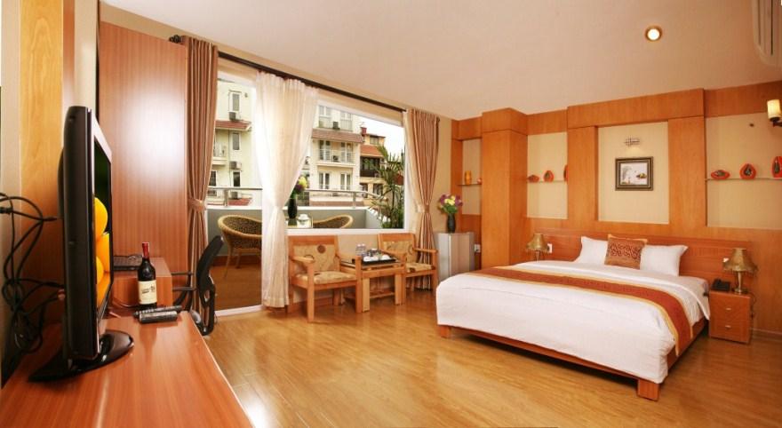 โรงแรมฮานอย โทปาซ