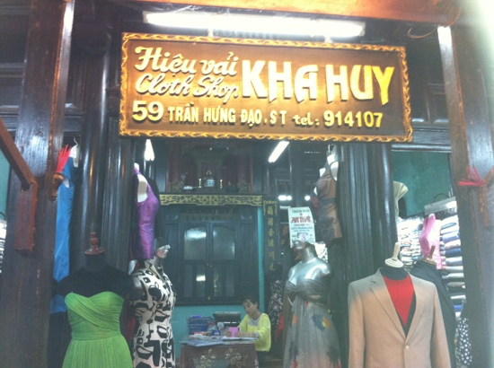 Kha Huy Cloth Shop
