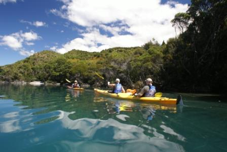 Rippled Earth Kayaking