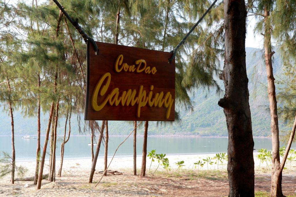 Con Dao Camping