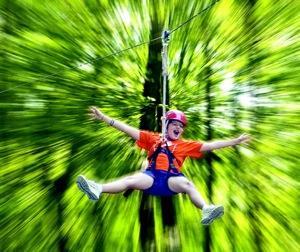 Adventureworks Zip Line Tours