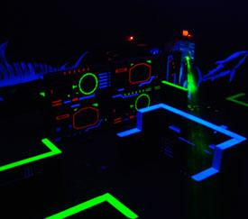 Chasers Laser Tag