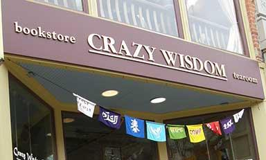 Crazy Wisdom Bookstore & Tearoom