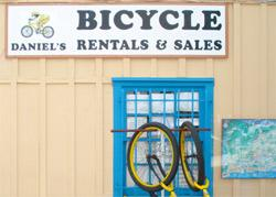 Daniels Bicycle Rentals and Sales