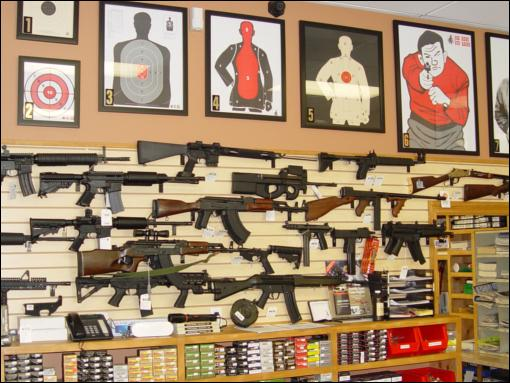 Oak Ridge Gun Range