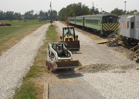 Blue Grass Railroad Museum