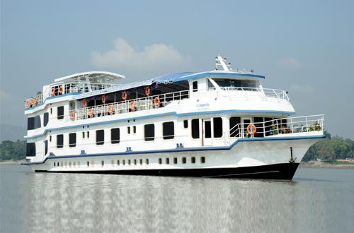 Alfresco Grand Sunset Cruise