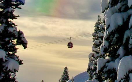 Crystal Mountain Scenic Gondola Ride