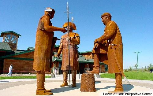 The North Dakota Lewis & Clark Interpretive Center