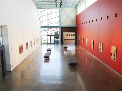 Louise Hopkins Underwood Art Center