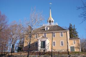Old Ship Church