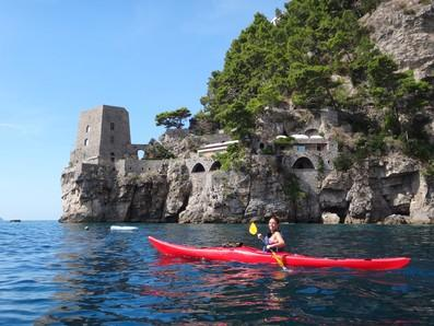 Positano Sea Kayak