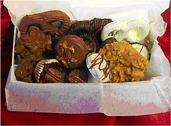 Sweeties Original Low Country Pralines and Chocolates