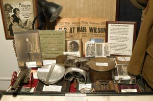 Livingston County War Museum