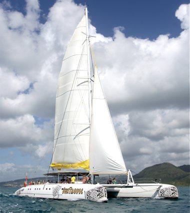 Catamaran Sun Tropic