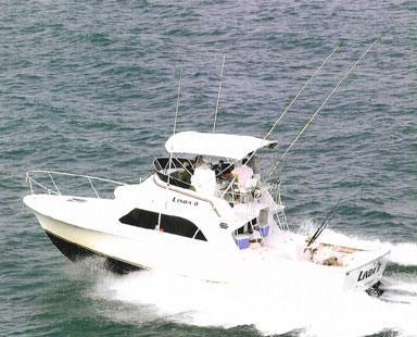 Charter Boats Linda D.