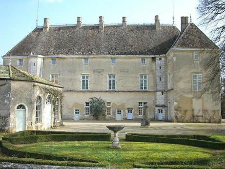 Chateau De Germolles