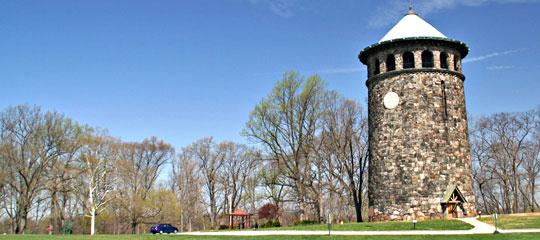 Rockford Park & Tower