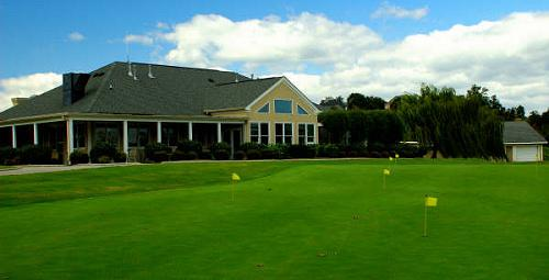 Eagle Bluff Golf Course