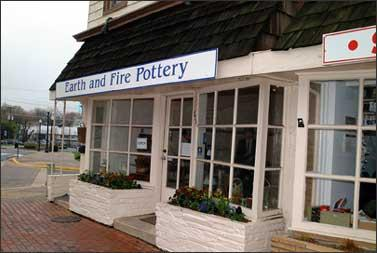 Earth and Fire Gallery