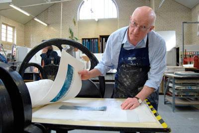 Edinburgh Printmakers Workshop & Gallery