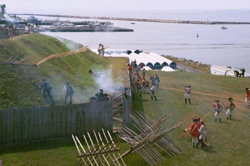 Fort Ontario State Historic Site