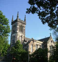Greenside Parish Church