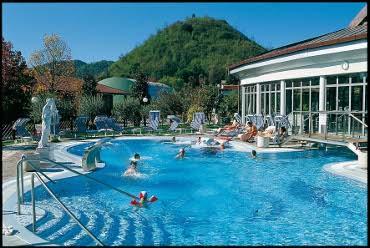 Spa at Petrarca Hotel Terme