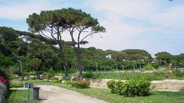ヴィルジリアーノ公園