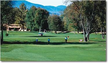 Jack O'Lantern Resort Golf Course