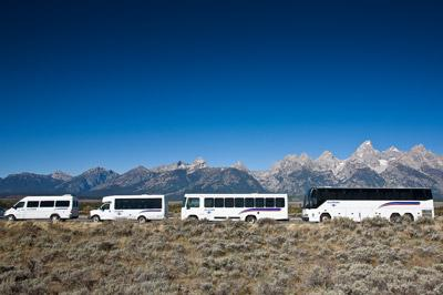 Alltrans/Grayline Yellowstone Park Tours