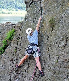 Keswick Climbing Wall