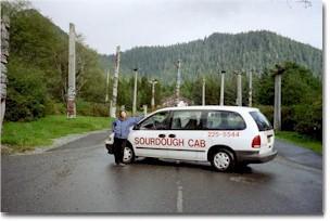 Ketchikan Taxi Cab Tours