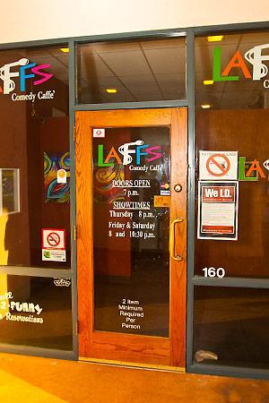 Laff's Comedy Cafe