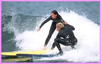 Lloyd Cole Surf School