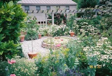 Loudoun County Master Gardener Demonstration Garden