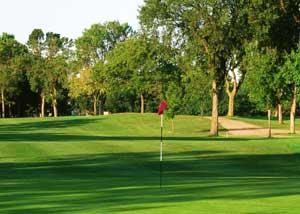 Francis A Gross Golf Course