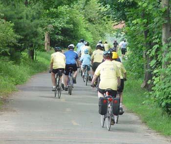 Minuteman Trail Bikeway