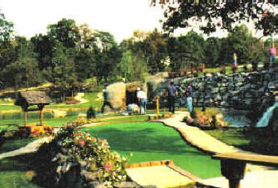 Mulligan MacDuffer Adventure Golf